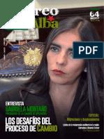 """Revista """"Correo del Alba"""" No. 64 - Junio-Julio, 2017"""