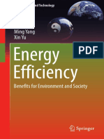 Energy Efficiency - Benefits for Environment and Society (2015)