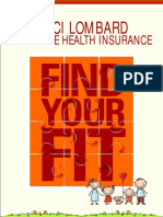 Complete Health Insurance Brochure