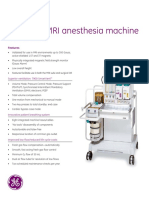 Aestiva5 MRI Anesthesia Machine Manual