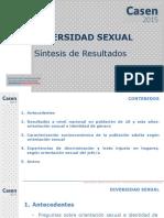 CASEN 2015 Resultados Diversidad Sexual 18102016
