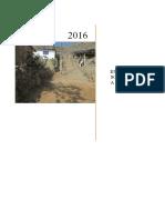 Informe Consolidado Encuesta - Villa Progreso
