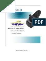 Shark Remd Db Installation Manual Iss3.Es