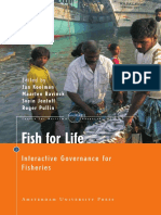 Jan Kooiman, Svein Jentoft, Roger Pullin, Maarten Bavinck-Fish for Life_ Interactive Governance for Fisheries (Amsterdam University Press - MARE Publication Series) (2005)