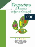 Perspectivas Economia Ecologica Nuevo Siglo