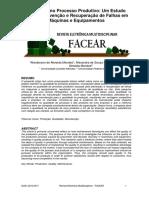 Qualidade No Processo Produtivo Um Estudo Sobre a Prevencao e Recuperacao de Falhas Em Maquinas e Equipamentos