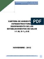 CARTERA DE AMBIENTES DE INFRAESTRUCTURA Y EQUIPAMIENTO DE  EESS  I-1 AL II -1 Y II-E.pdf