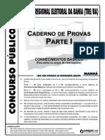 2010 Prova Objetiva p1 Tre Ba Analista Judiciaria