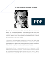 19 de Abril de 1810 ILUSTRE PRÓCER DR JOSE RAFAEL VILLARREAL.docx