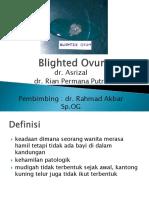 Presentasi Blighted Ovum