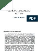 7 Generator Sealing