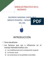 5 Balance Hidroelectrolítico