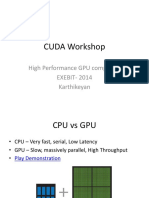 CUDA Workshop
