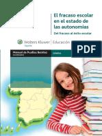 El Fracaso Escolar en El Estado de Las Autonomia