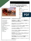 Hoja de impresión de Bizcocho victoria con nata y fresas (Victoria`s sponge cake).pdf