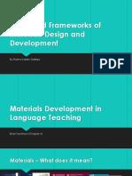 Presentation Materials Design - Shama