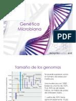 FM Genetica Microbiana