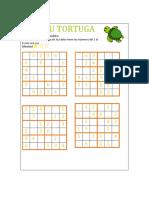 Sudoku Tortuga