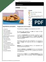 Hoja de Impresión de Petit Choux de Crema
