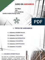Presentación Andamios