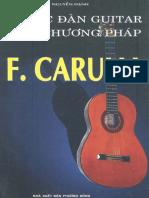 Tự Học Guitar Theo Phương Pháp F. Carulli (Nguyễn Hạnh Dịch)