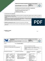 Instrumentación Fundamentos de Programación