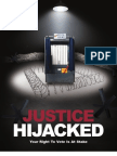 Justice Hijacked Report