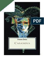 Stefan Zweig - Casanova