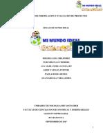 GRUPO N°2 HOGAR SUSTITUTO MI MUNDO IDEAL-NOV 18 -2017