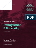 Mowat Centre.portraits Immigration Diversity