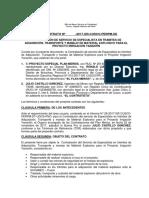 Modelo - Consultoria de Revision de Expediente Tecnico