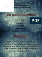 les palais islamiques