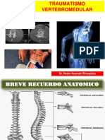 Especialidades I - Traumatismo Vertebromedular