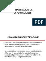 Financiacion de Exportaciones