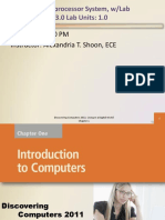 Chapter 1_Introduction to Computers
