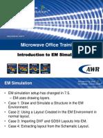 EM Simulation