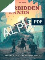 Forbidden Lands Alpha