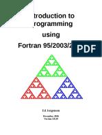 Introduction to porgramming using Fortran-Ed Jorgensen.pdf