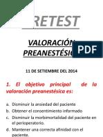 valoración preoperatoria USMP