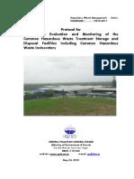 CPCB- Hazardous Waste