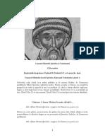 Canonul Sfântului Spiridon Al Trimitundei