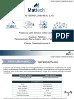 Mattech COT.030.2018 Consorcio Ancon 5 - PAN.nortE KM147-KM204
