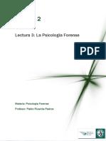 Lectura 2_ Psicología Forense