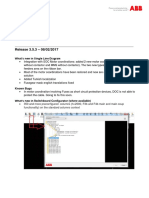 EDesign - DOC ReleaseNotes
