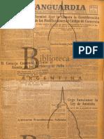 VOTO FEMENINO 1932 1 La Vanguardia Logo