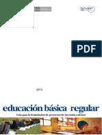 Guia Educacion Basica Regular