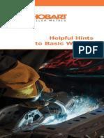 Helpful Hints For welding