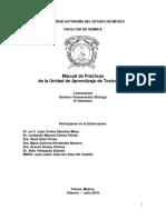 Manual de Practicas Toxi 2018