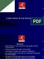 RUSH PCB INC Presentation