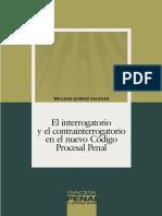 39 El interrogatorio y contrainterrogatorio en el NCPP.pdf